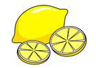 Image citron