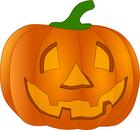 Image Citrouille d'halloween