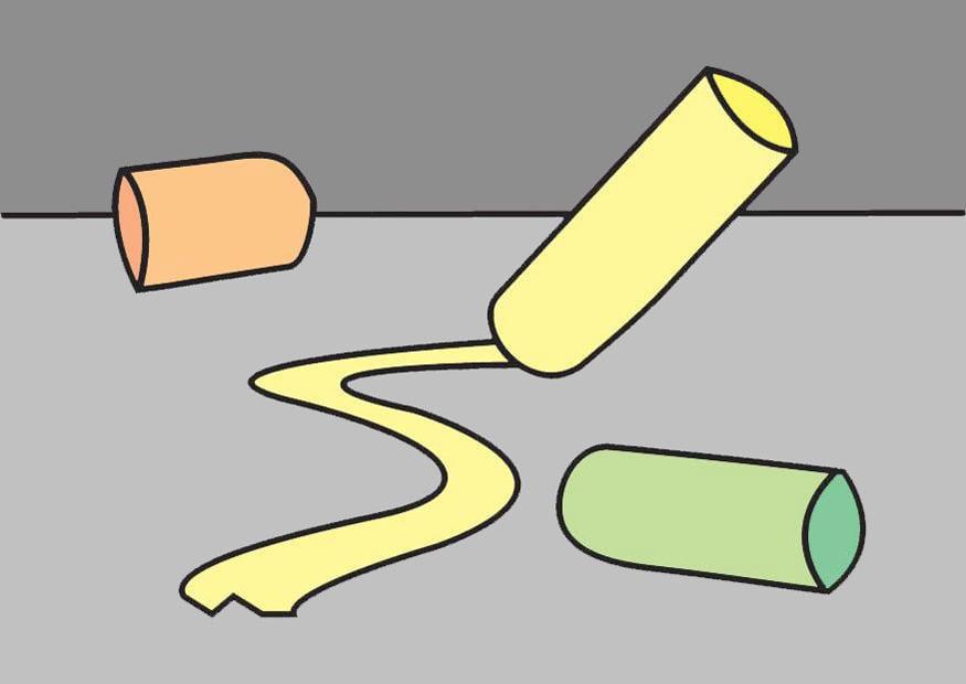 Image coin de craie dessin 26830 - Dessin a la craie ...