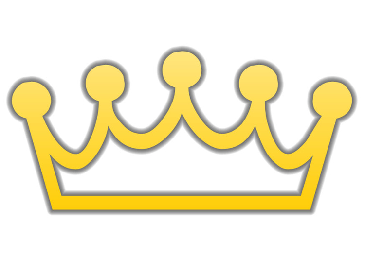 Image couronne dessin 22108 - Clipart couronne ...