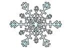 Image cristal de glace