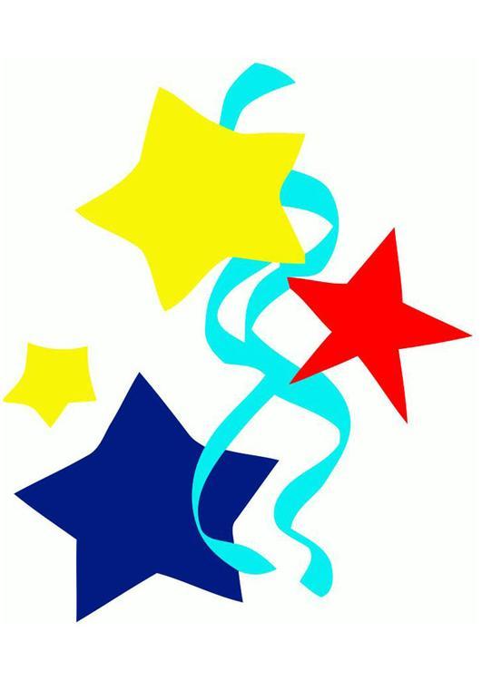 Image d coration de f te dessin 20269 - Decoration fete de fiancaille ...