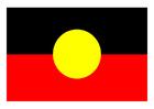 Image drapeau aborigène