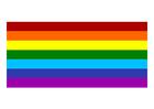 Image drapeau d'arc