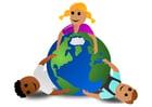 Image enfants du monde