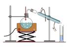 Image expérience chimique
