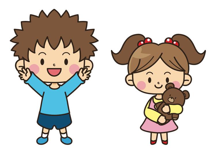 Image fille et gar on dessin 30222 images - Dessin fille et garcon ...