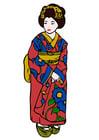 Image geisha