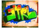 Image graffitis