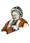Image grand-mère