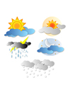 Image Icônes météo