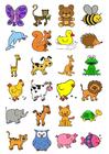 Image icônes pour enfants