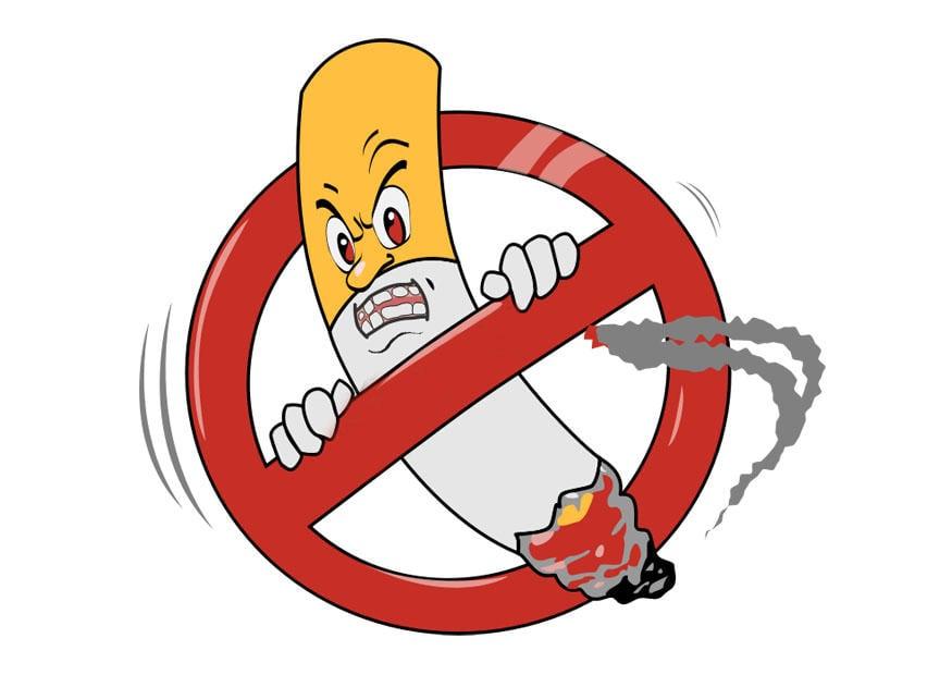 L'interdiction de fumer dans les lieux publics
