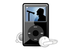 Images ipod - lecteur MP3