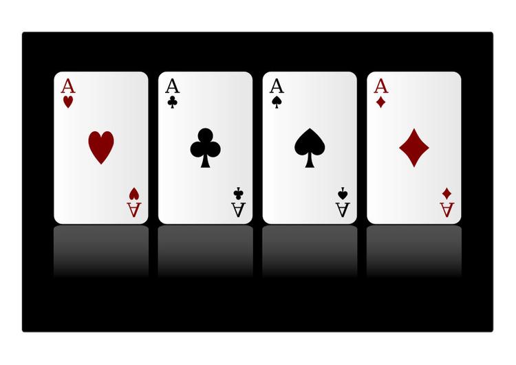Favori Image jeux de cartes - Dessin 27258 KY64