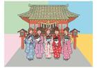 Image kimono