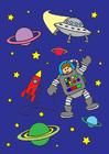 Image l'espace