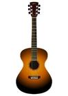 Image la gitare acoustique