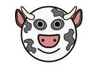Image la vache