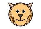 Image le lion