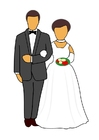 Image le marriage