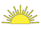 Image lever du soleil