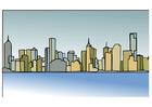 Image ligne d'horizon - Melbourne