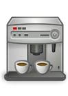 Image machine à café
