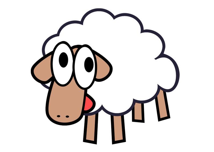 Image mouton dessin 29518 - Image mouton dessin ...