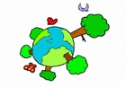 Image nature - climat - la terre