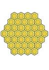 Image nid d'abeille