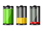 Image niveau de batterie