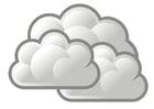 Image nuageux