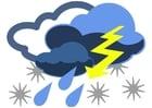 Image orage