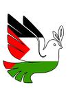 Image paix pour la Palestine
