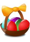 Image panier de Pâques