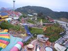 Photo parc d'attractions