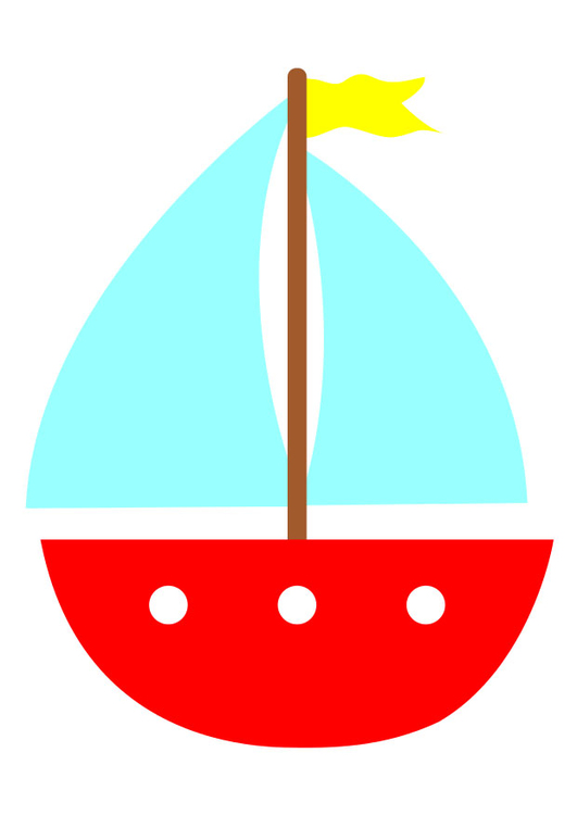 Image petit bateau dessin 29497 - Dessin petit bateau ...