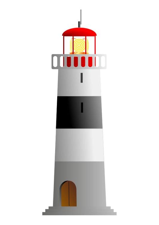Image phare dessin 25878 - Dessin de phare ...