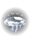 Image pierres précieuses - diamants
