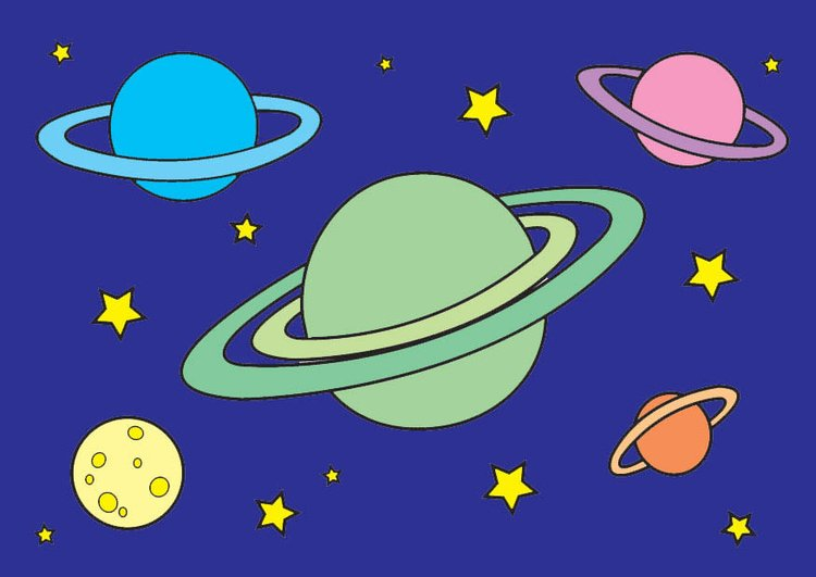 Image planète - Dessin 26803