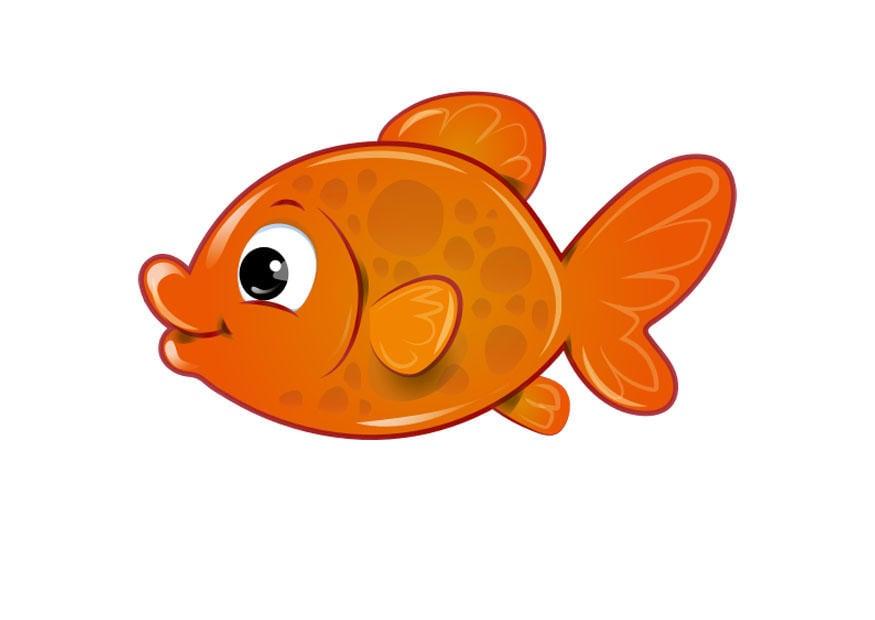 Image poisson rouge dessin 30289 - Dessin de poisson rouge ...