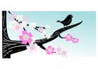 Image printemps