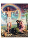 Image résurrection de Jésus