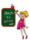 Image retour à l'école