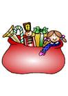 Image sac de jouets
