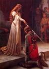 Image sacre du chevalier