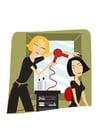 Image salon de coiffure