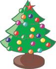Image sapin de Noël