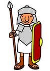 Image soldat romain